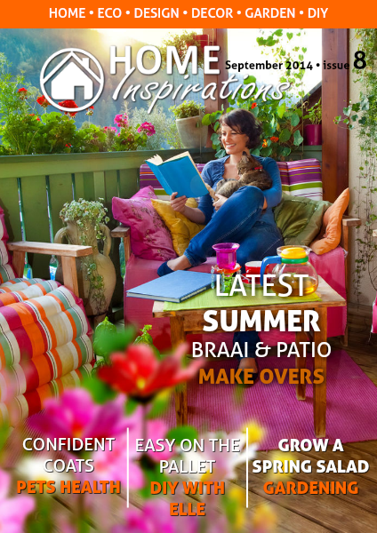 Home Inspirations Issue 8 | September 2014