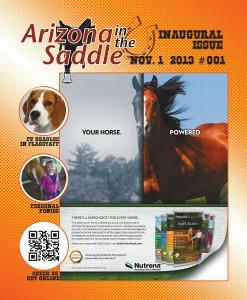 Arizona in the Saddle Issue #1 November 2013
