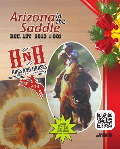 Arizona in the Saddle ISSUE #2 DECEMBER