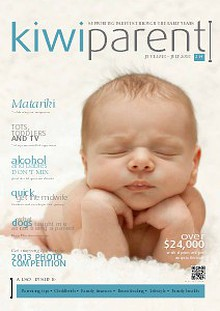 KiwiParent from Parents Center NZ