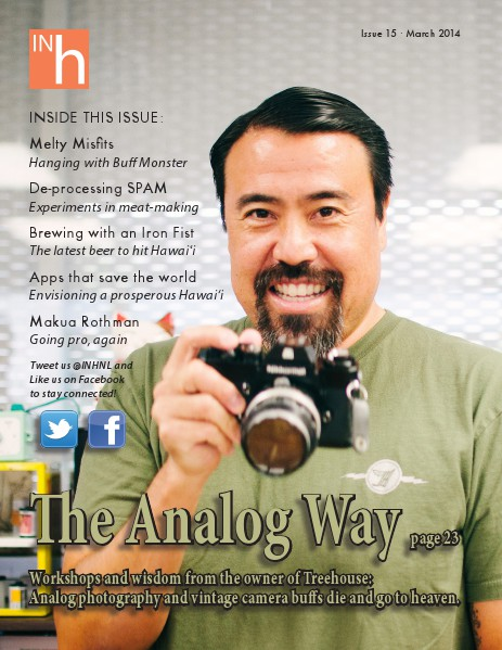 INhonolulu Magazine Issue #15 - March 2014