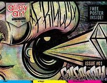 Alley Art Movement Issue 01