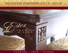 Ester Todo en Diseño - Catálogo Standard 2013 - 2014