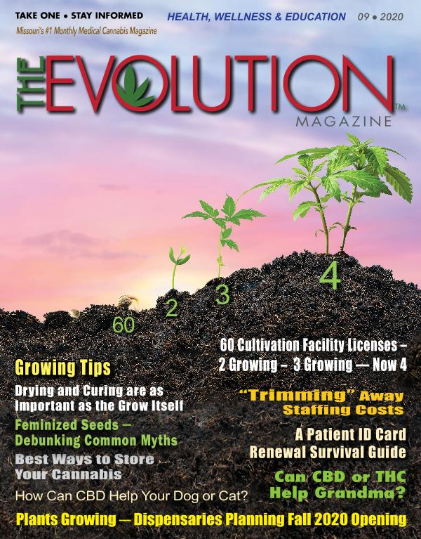 The EVOLUTION Magazine September 2020