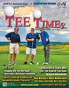 TEE TIMES GOLF GUIDE Magazine