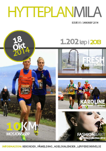 Hytteplanmila 2014 Issue 1