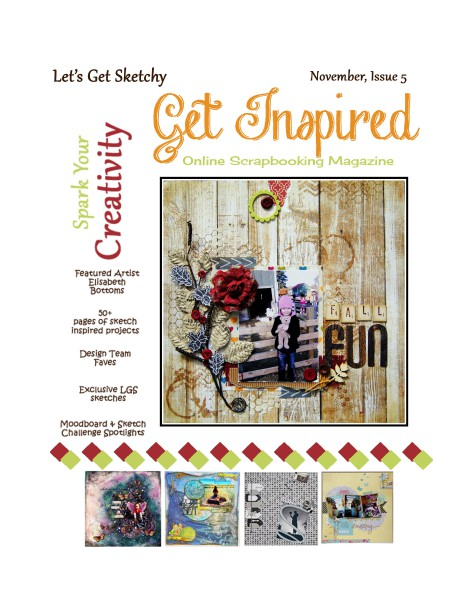 Get Inspired- Issue 5 November Issue5