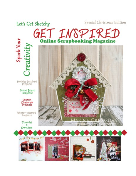 Get Inspired-Special Christmas Edition December 2014