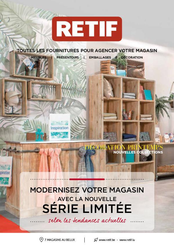 RETIF Belgium Mode & accessoires 2018