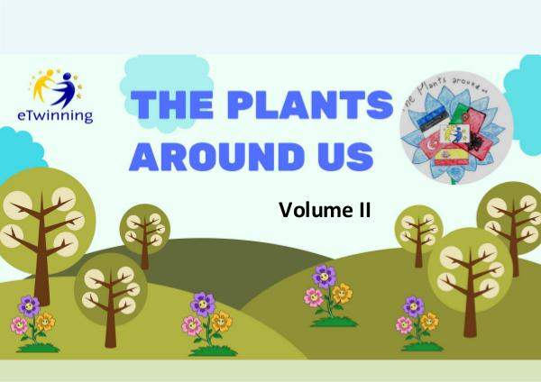 The plants around us. Volum II The plant around us. Volum II