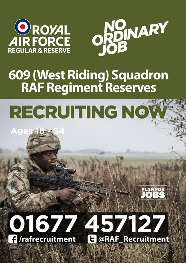 609 (West Riding) Squadron RAF Regt