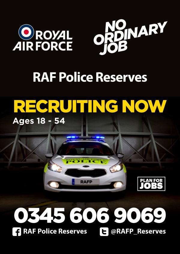 RAF Police Reserves
