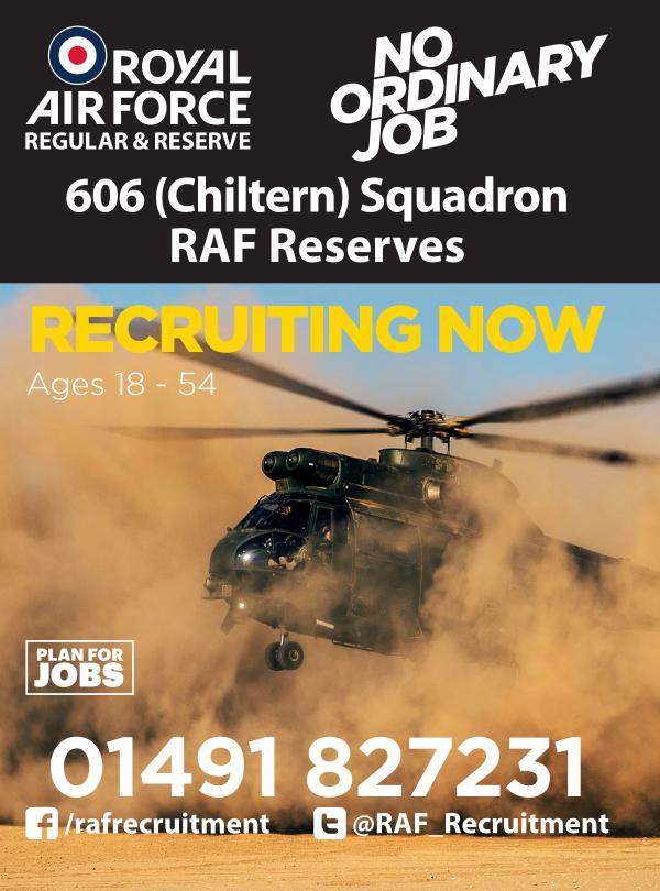 606 (Chiltern) Sqn RAF Reserves