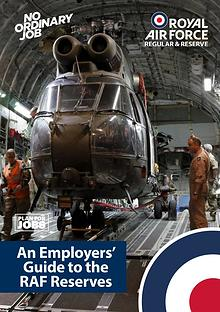 An Employers' Guide to the RAF Reserves