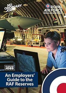 Northern Ireland Employers' Guide to the RAF Reserves