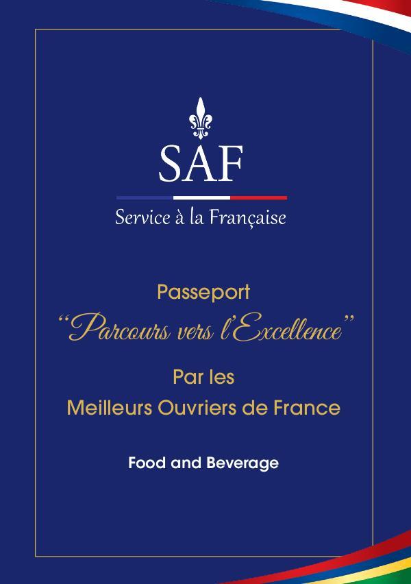 Service à la Française International Brochure SAF passport_Print