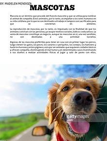 Cuidado Animales