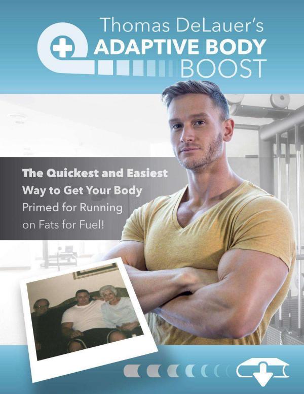 Adaptive Body Boost PDF EBook Free Download | Thomas DeLauer Adaptive Body Boost PDF EBook Free Download | Thom