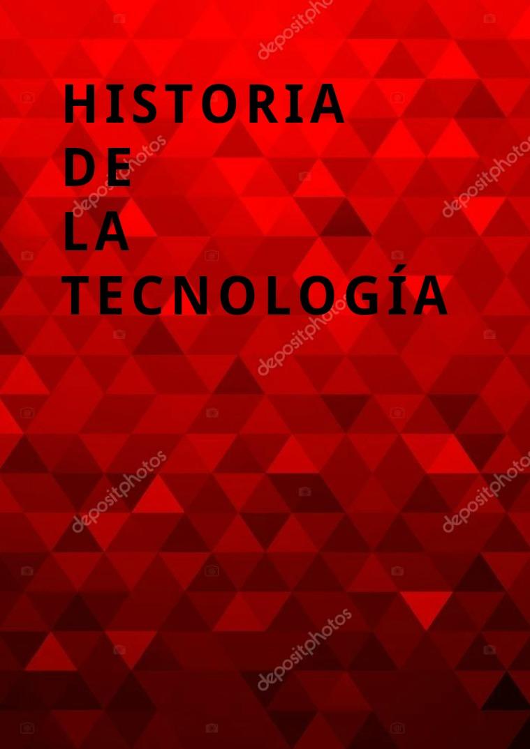 La tecnología 5