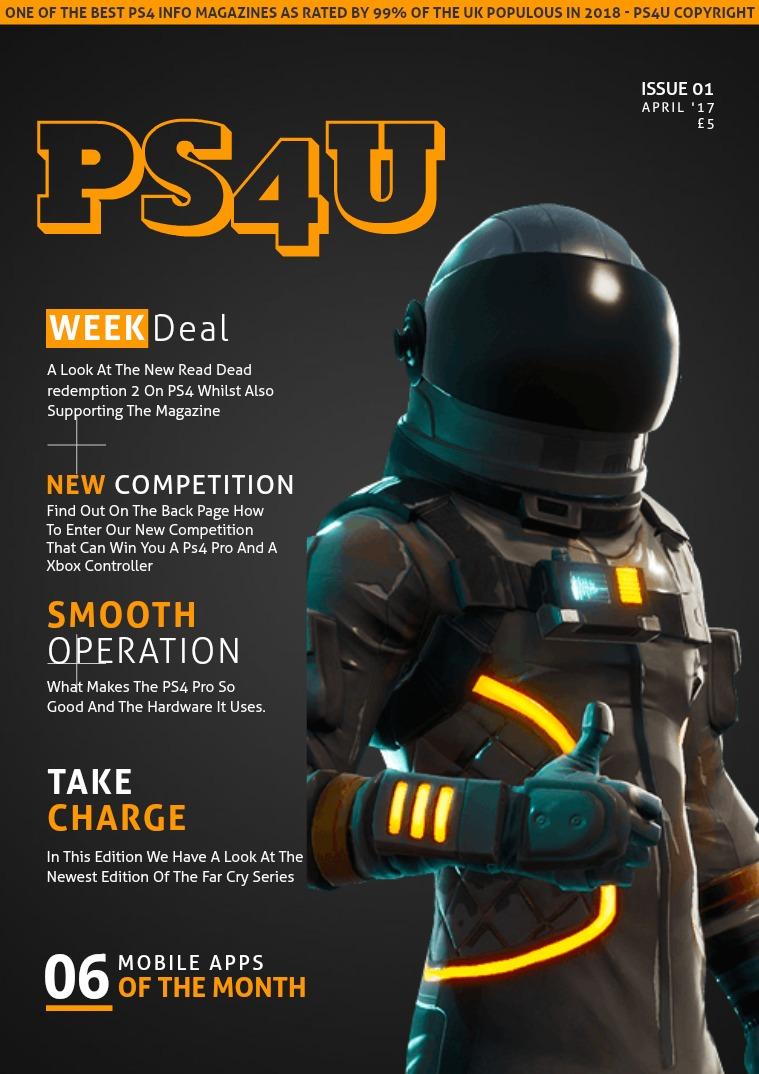 PS4U 1