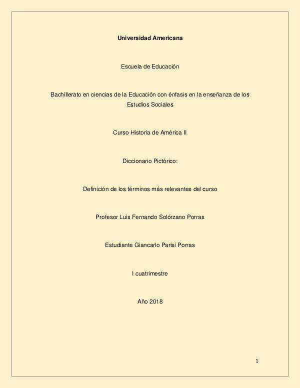 Diccionario Pictórico Diccionario Pictórico