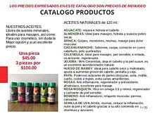 CATALOGO MENUDEO MARIA LUNA