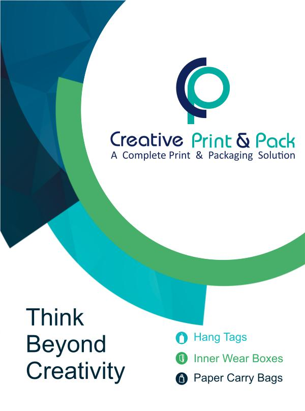 Creative Print and Pack - Corporate Profile CPP Book