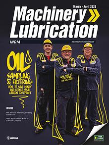 MACHINERY LUBRICATION- INDIA