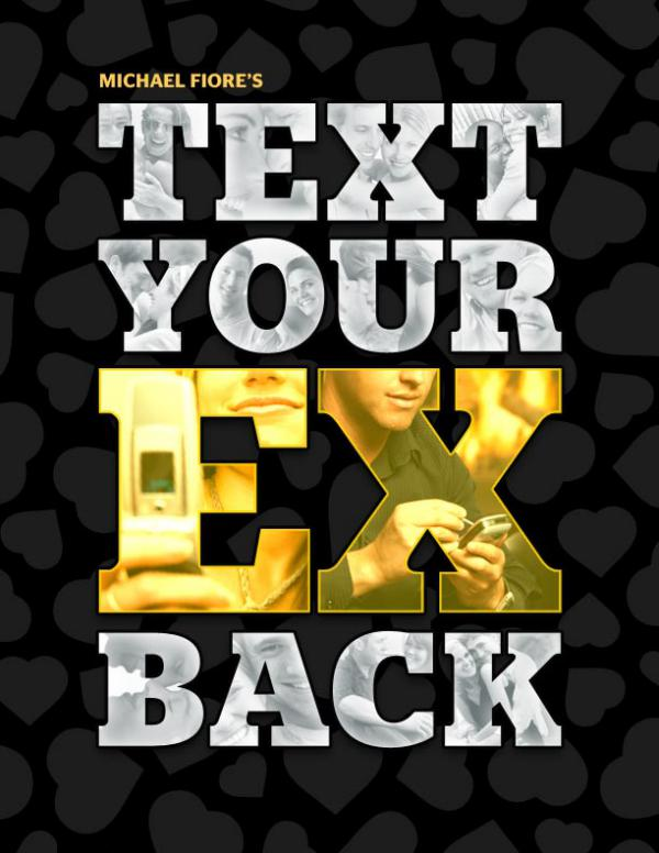 Text Your Ex Back Review PDF eBook Book Free