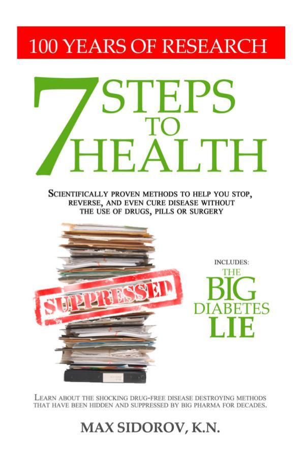 The Big Diabetes Lie Review PDF eBook Book Free