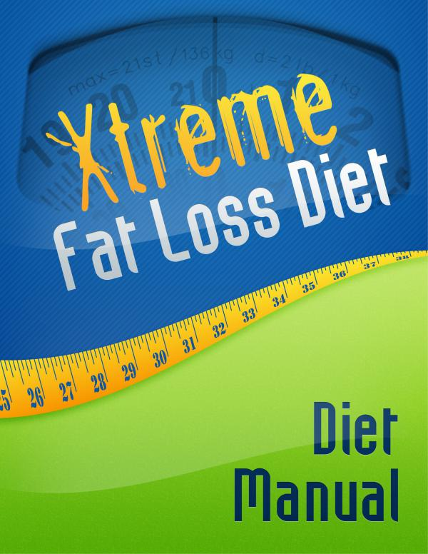 Xtreme Fat Loss Diet Review PDF eBook Book Free