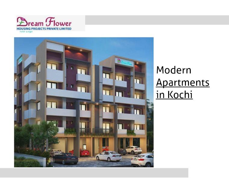 Luxury Apartments in Kochi Builders in Kochi