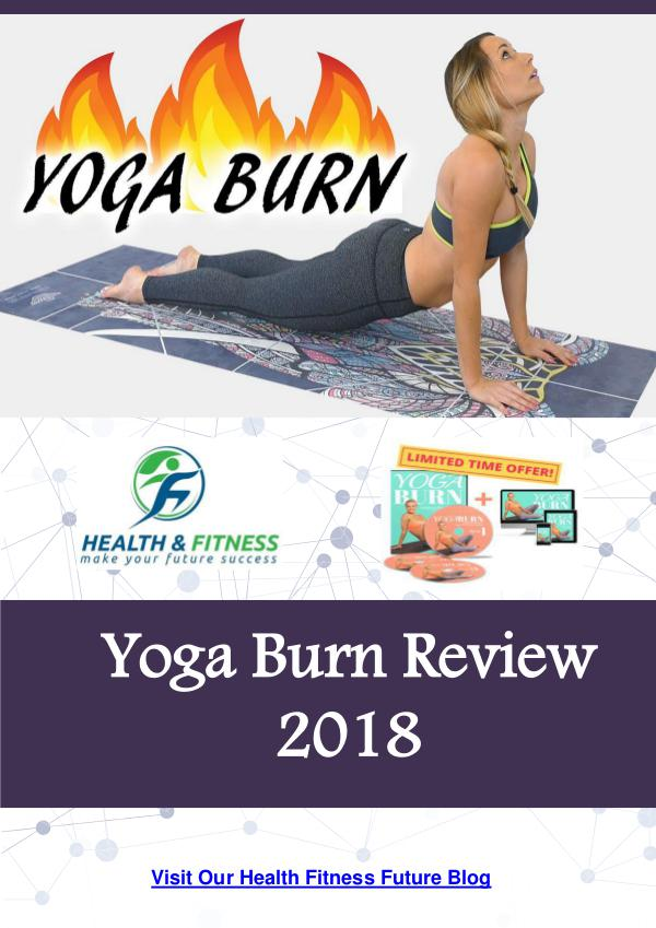 Yoga Burn Review 2018 Yoga Burn Review 2018