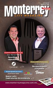Monterrey City Magazine Ed. 44