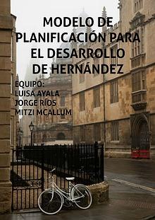 Hernández modelo de planificación para el desarrollo