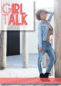 Girl Talk Magazine Volume 1 (November, 2013).