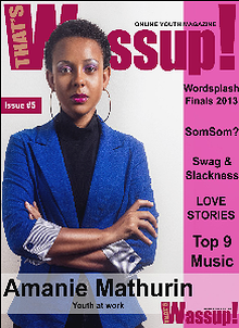 That's Wassup Online Youth Magazine Issue #5