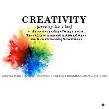 Personal Handbook of Creative Thinking