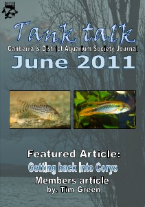 Tank Talk Magazine June 2011