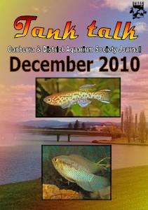 Tank Talk Magazine December 2010