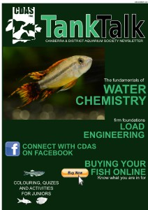 Tank Talk Magazine December 2013