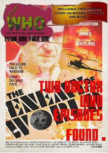 Doctor Who Un-Official Magazine