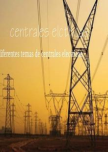 las centrales electricas