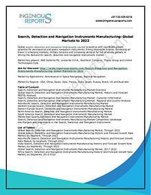 Global Detection & Navigation Instruments Market Research 2022