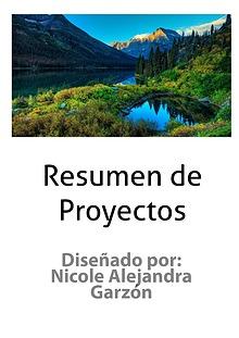 Resumen de Proyectos