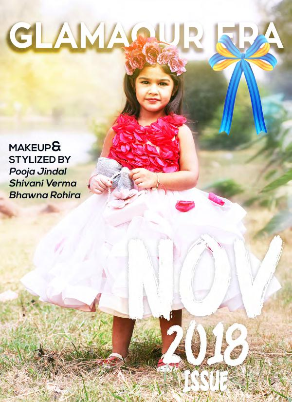Glamaour Era Nov Issue 2018