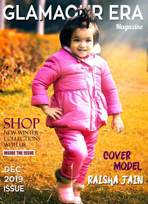 Glamaour Era Magazine Dec 2019 Issue