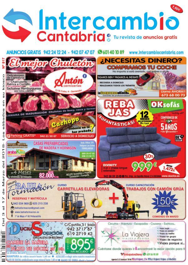 Revista Intercambio Cantabria 817