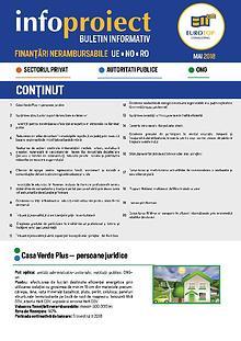 Newsletter ETC Mai