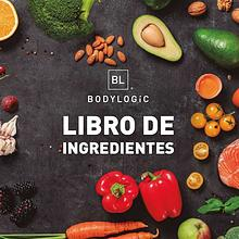 Libro de Ingredientes BL